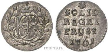 Солид 1761 года -
