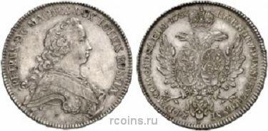 Талер 1753 года