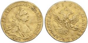 1 червонец 1763 года