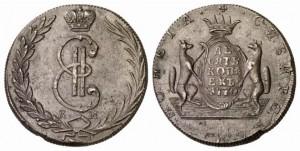 10 копеек 1770 года -