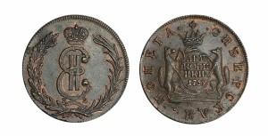 2 копейки 1769 года -