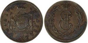 Денга 1764 года