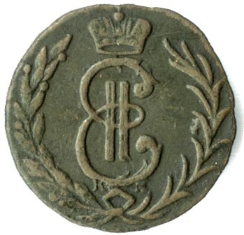 Денга 1779 года
