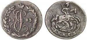 Денга 1785 года -