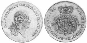 Дукат 1780 года