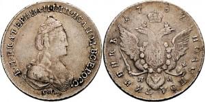 Полуполтинник1787 года