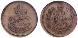 Полушка 1788 года