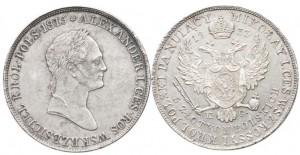 5 злотых 1833 года - Серебро