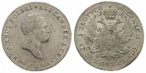 5 злотых 1816 года