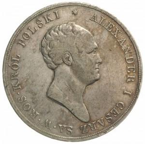 10 злотых 1825 года