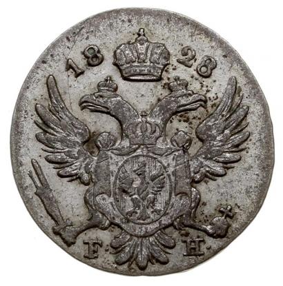 5 грошей 1828 года