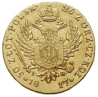 50 злотых 1817 года
